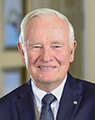Pray for Governor General David Lloyd Johnston of Canada