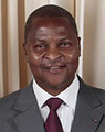 Pray for Faustin Touadéra, President of Central African Republic