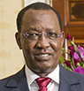 Pray for Idriss Déby, President of Chad