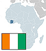 Pray for the leaders and people of The Republic of Côte d'Ivoire