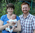 Please pray for Nathan, Annie & Ben Phillips