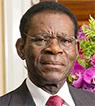Pray for Teodoro Obiang Nguema, President of Equatorial Guinea