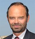 Please pray for Edouard Philippe, prime minister of France