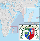 Pray for the leaders and people of Réunion