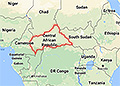 Please pray for the people and leaders of the Central African Republic