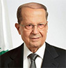 Pray for Michel Aoun, President of Lebanon