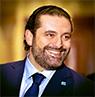 Pray for Saad Hariri, Prime Minister of Lebanon