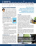 Click here to view the on-line version of the BLF Impressions Newsletter