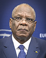 Pray for Boubacar Keïta, President of Mali
