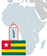 Pray for the leaders and people of Togo