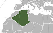 Please pray for the people of Algeria.