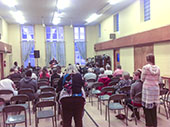 Evangelistic Campaigns In Quebec over Easter