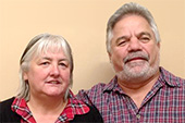 Please pray for BLF Canada missionaries François and Marie-Paule Bédard