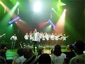 Sucess at Gospel concert in France!
