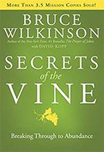 Bruce Wilkinson – Secrets of the Vine