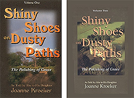 Shiny Shoes on Dusty Paths - Volumes 1 & 2