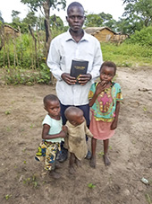God's Word - leading families