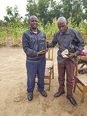 Blessing with God's Word