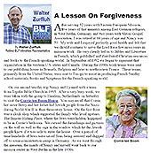 A Lesson On Forgiveness