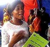 Formation des responsables de l'école du dimanche en R.D. Congo