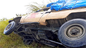 Accident in R.D. Congo